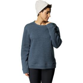 Houdini Alto Crew Sweater Women, azul